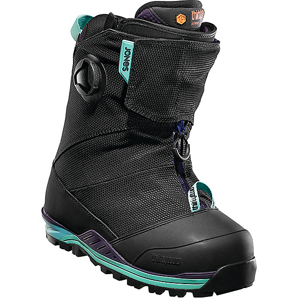 Thirty Two Jones MTB Boots - Women's - 7/Black-Blue-Purple, Black-Blue-Purple, 600