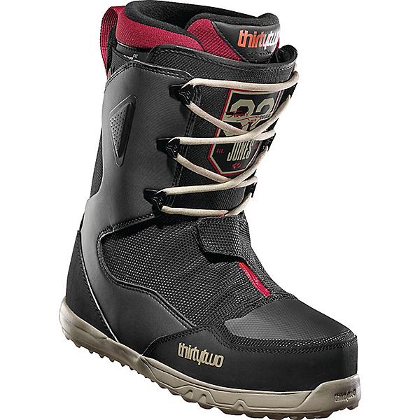 Thirty Two Zephyr Jones Boots - Men's - 8/Black-Tan-Red, Black-Tan-Red, 600