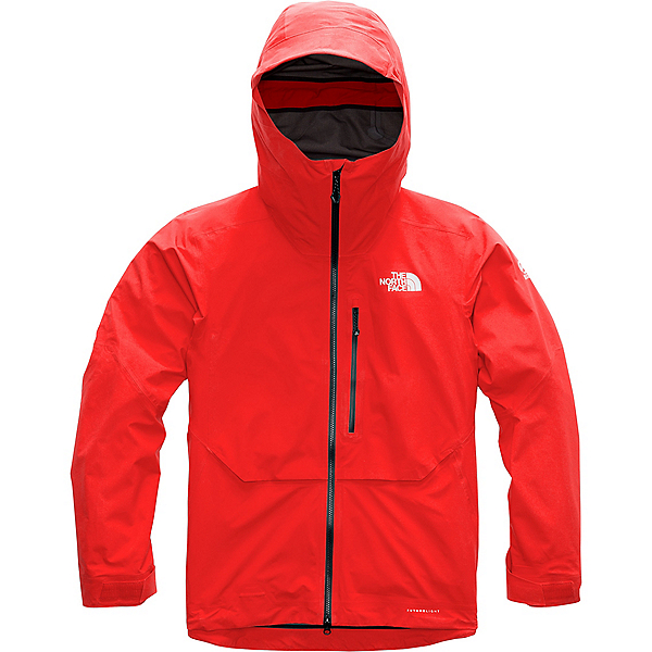 The North Face Summit L5 LT FUTURELIGHT Jacket - Men's - SM/Fiery Red, Fiery Red, 600