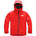 Summit L5 LT Jacket Fiery Red
