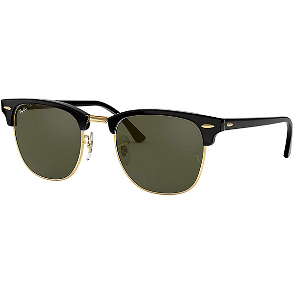 Ray Ban Clubmaster Square RB3016 Sunglasses, , 600