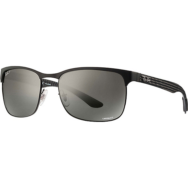 Ray Ban Chromance Mrror Rectangle RB8319CH Sunglasses, , 600