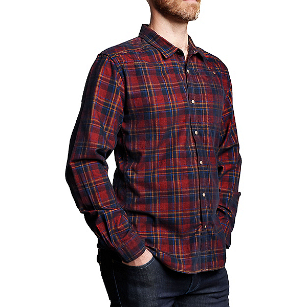 Meridian Line Cordito Long Sleeve Shirt - Men's, , 600