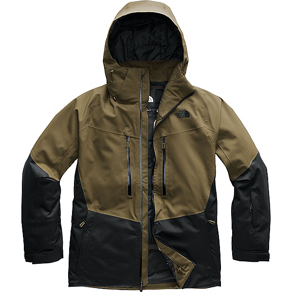 The North Face Chakal Jacket - Men's - XL/Military Olive-TNF Black, Military Olive-TNF Black, 600