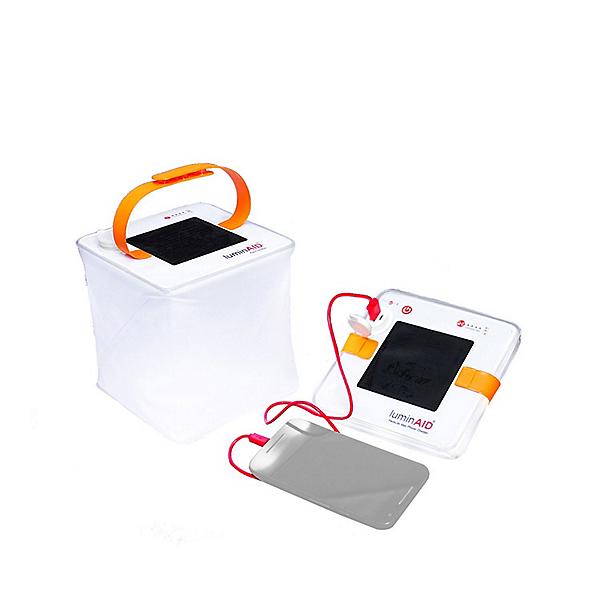 LuminAid Packlite Max 2n1 Inflatable Phone Charger, , 600