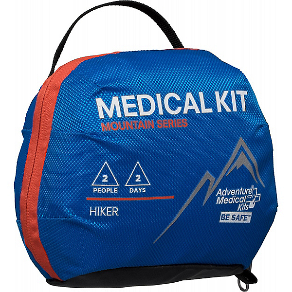 Adventure Medical Kit Mountain Hiker First Aid Kit, , 600