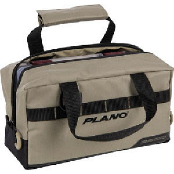 Plano Weekend Series Fold-Down Speedbag, TAN, 600