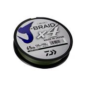 Daiwa J-Braid X4 Braided Line - 65lb, , medium