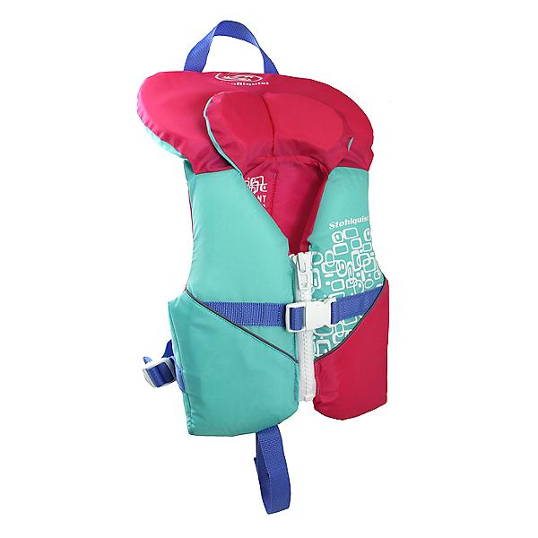 Stohlquist Nemo Infant Life Jacket - PFD - 2018, Aqua/Pink, 600
