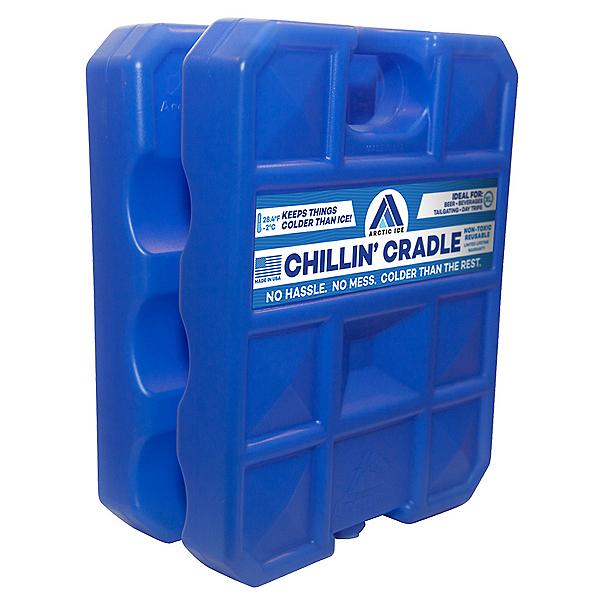 Arctic Ice Chillin' Cradle 2 Piece Ice Pack, , 600