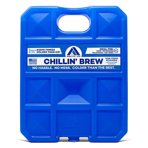 Arctic Ice Chillin Brew Extra Large Ice Pack, , 600