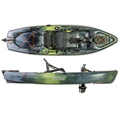 Old Town Topwater 106 PDL Kayak, , medium