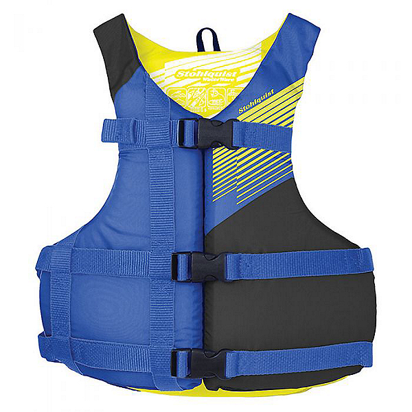 Stohlquist FIT Recreational PFD, Blue, 600