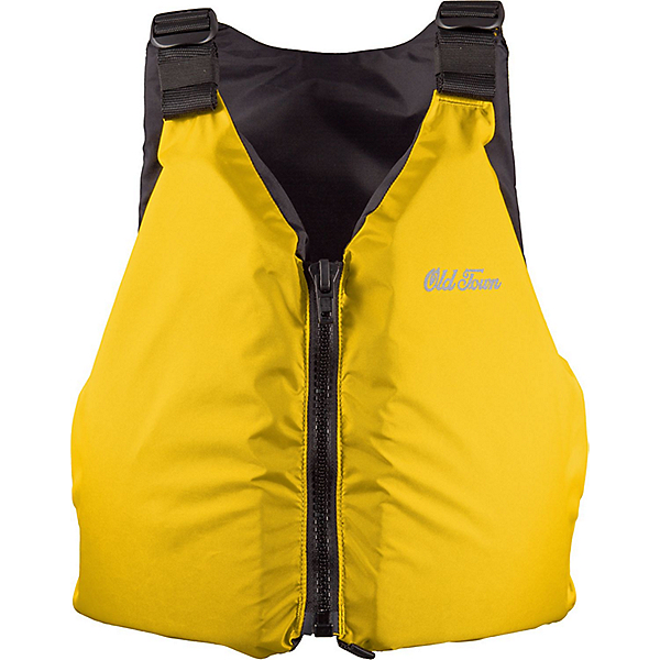 Old Town Outfitter Life Jacket - PFD, Yellow, 600