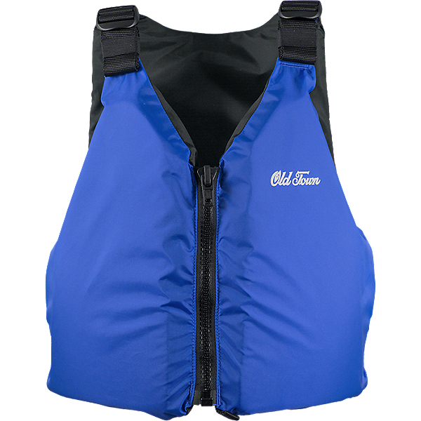 Old Town Outfitter Life Jacket - PFD, Blue, 600