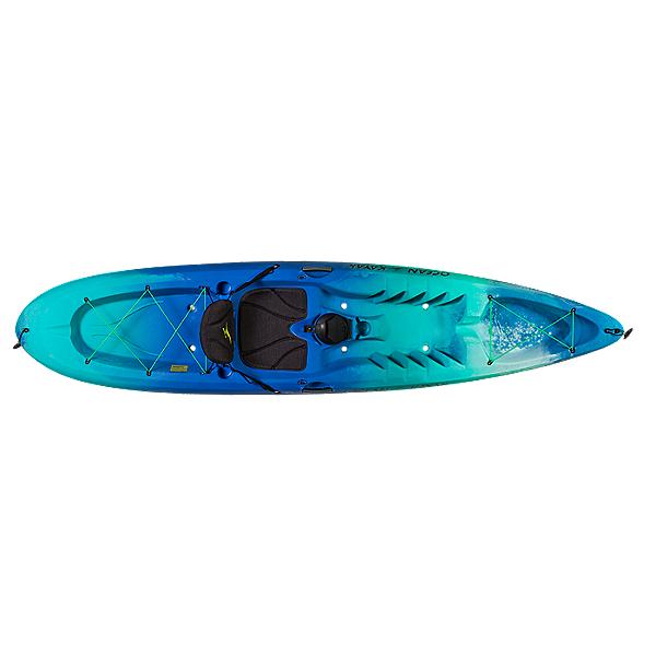 Ocean Kayak Malibu 11.5 Kayak, Seaglass, 600
