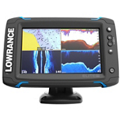 Lowrance Elite-7 TI GPS with Mid/High/DownScan (000-12417-001), , medium