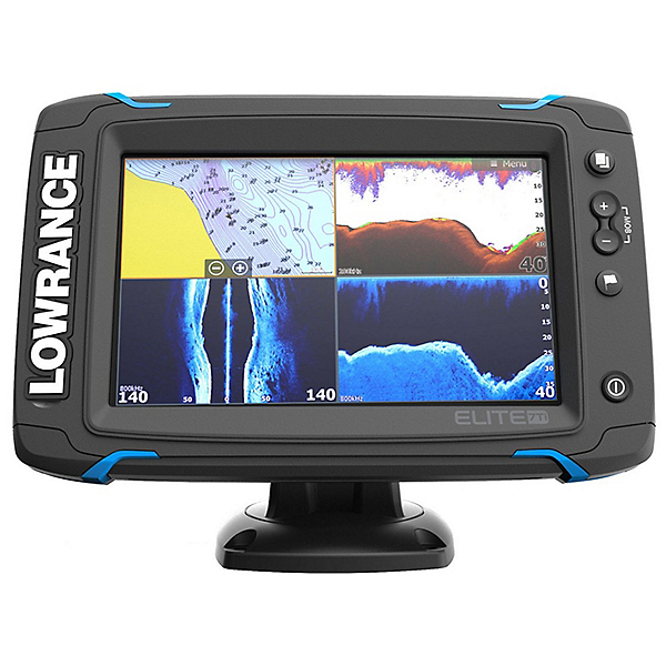 Lowrance Elite-7 TI GPS with Mid/High/DownScan™ (000-12417-001), , 600