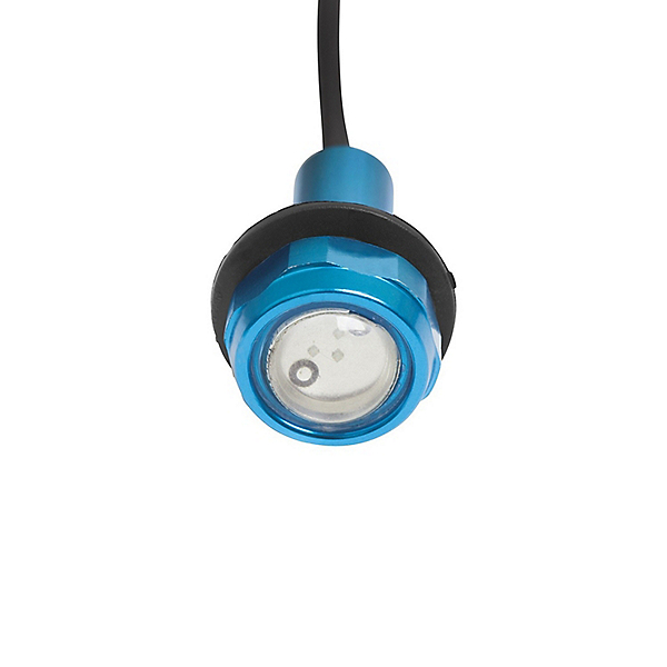 Yak Power Super Bright LED Button Light Kit (2pc), , 600