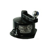 Anchor Wizard Kayak Anchoring System - Low Profile - Crank Only 2021, , medium
