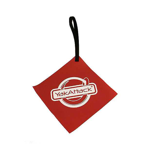YakAttack Get Hooked Logo Tow Flag 2021, , 600