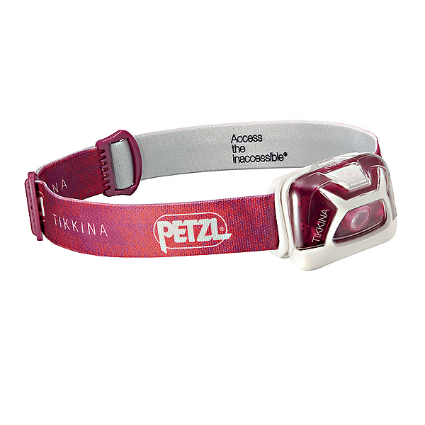 Petzl Tikkina Headlamp - 150 Lumens, Rose, 600