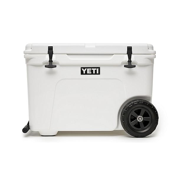 YETI Tundra Haul Wheeled Hard Cooler, White, 600
