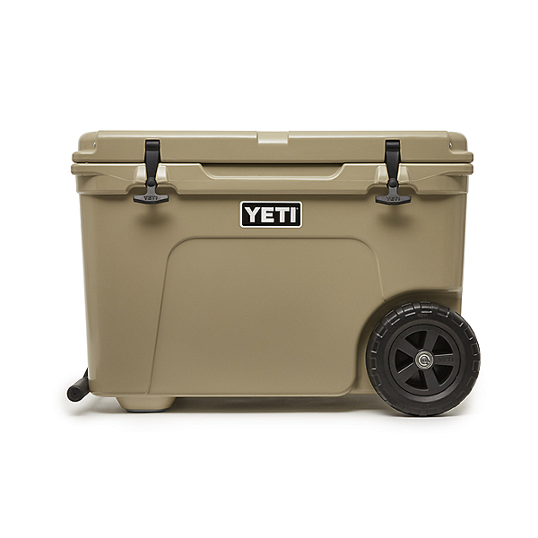 Yeti Coolers Tundra Haul Wheeled Cooler, Tan, 600
