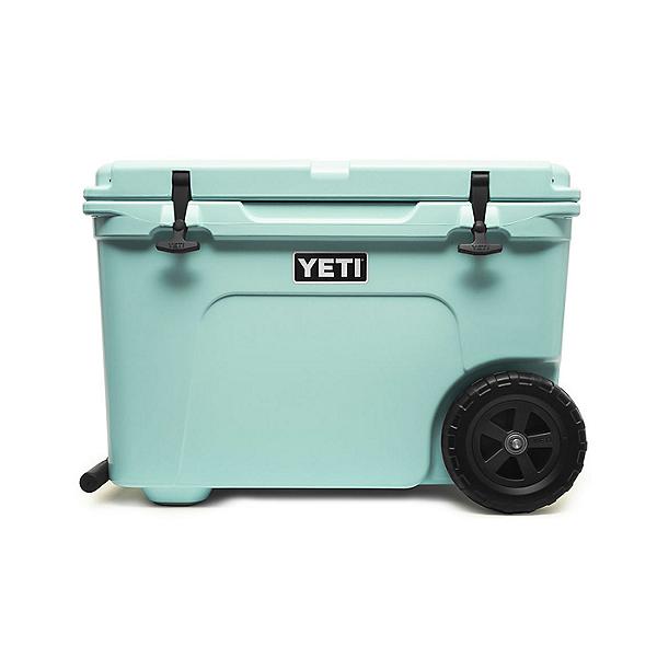 Yeti Coolers Tundra Haul Wheeled Cooler, Seafoam, 600