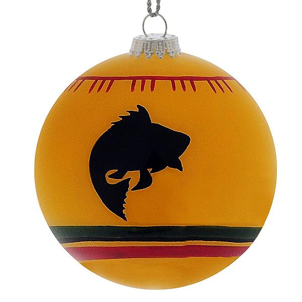 Bass Blanket Ball Ornament, , 600