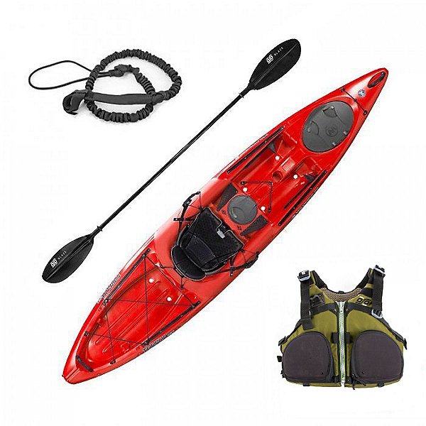 Wilderness Systems Tarpon 120 Kayak Heroes on the Water Package, , 600