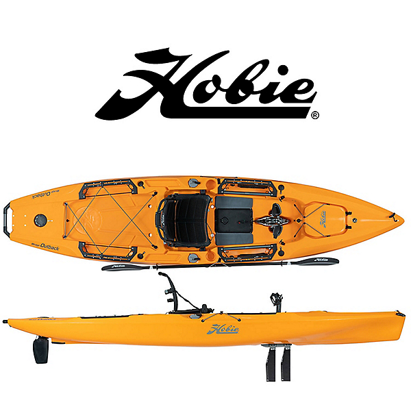 2019 Hobie Mirage Outback Kayak (Limited Availability), , 600