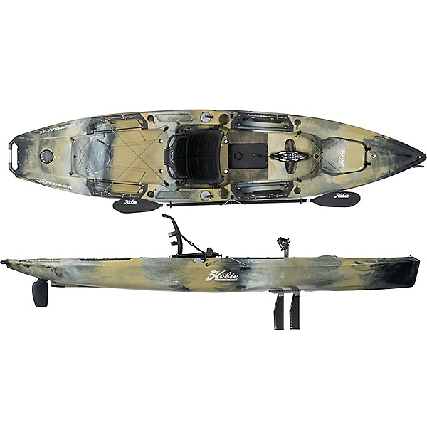 Hobie Mirage Outback Kayak - Camo Package 2019, , 600
