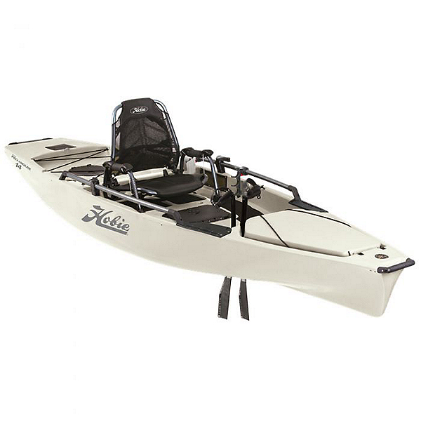 2019 Hobie Mirage Pro Angler 14 Kayak (Limited Availability), Ivory Dune, 600