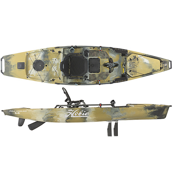 2019 Hobie Mirage Pro Angler 14 - Camo Pkg (Limited Availability), , 600