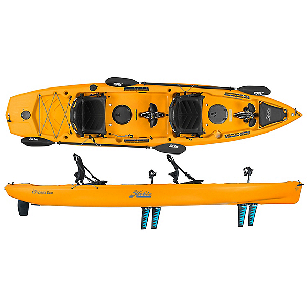 2019 Hobie Mirage Compass Duo Tandem Kayak (Limited Availability), , 600