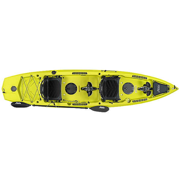 2019 Hobie Mirage Compass Duo Tandem Kayak (Limited Availability) Seagrass, Seagrass, 600