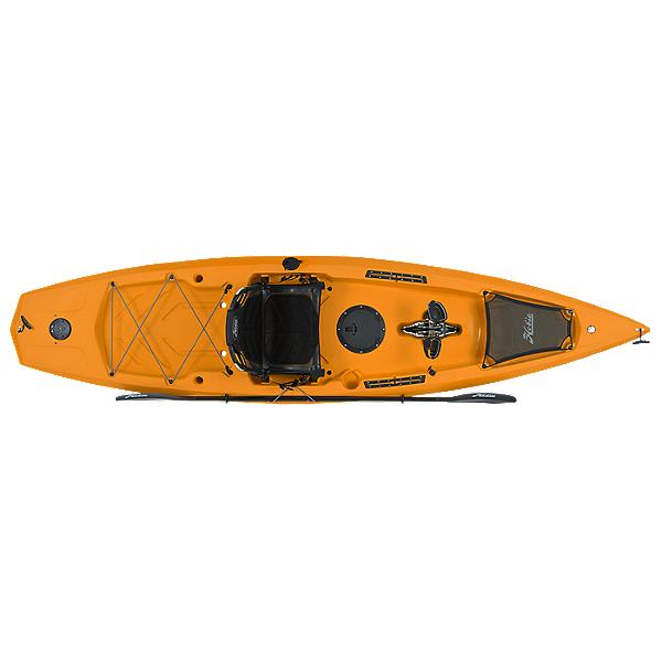 Hobie Mirage Compass Kayak 2019, Papaya Orange, 600