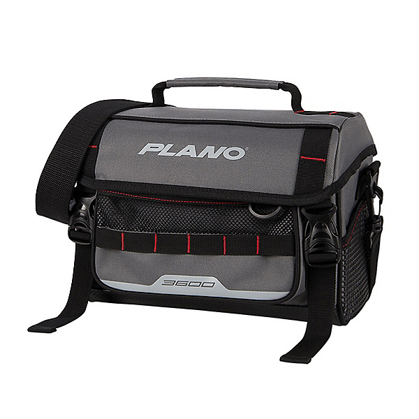 Plano Weekend Series Tackle Bag Gray 3600 series, , 600