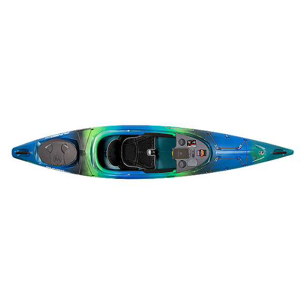 Wilderness Systems Pungo 120 Kayak - 2019 Galaxy Blue, Galaxy Blue, 600