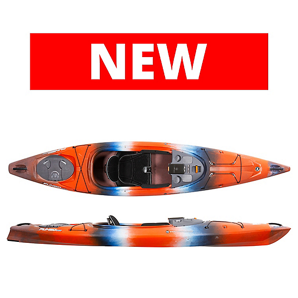 Wilderness Systems Pungo 125 Kayak 2021, , 600