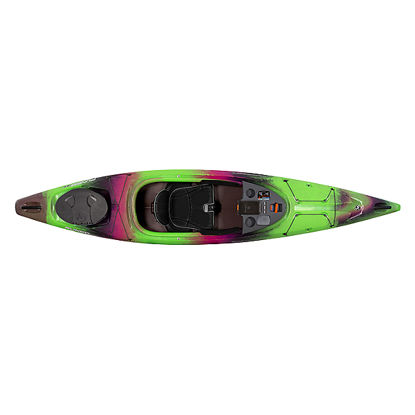 Wilderness Systems Pungo 125 Kayak Borealis Green, Borealis Green, 600