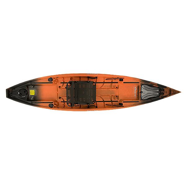 NuCanoe Pursuit 13.5 Kayak Hazard, Hazard, 600