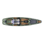 Bonafide SS127 Sit on Top Fishing Kayak Woodsman Limited Edition, , medium