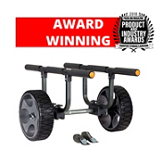 Wilderness Systems Heavy Duty Kayak Cart - Flat Free Wheels, , medium