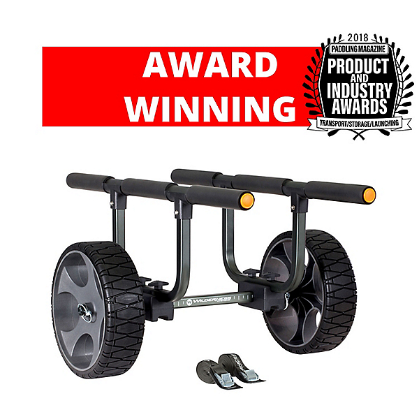 Wilderness Systems Heavy Duty Kayak Cart - Flat Free Wheels, , 600