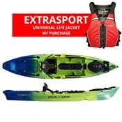 Ocean Kayak Trident 11 Angler Kayak 2021, , medium