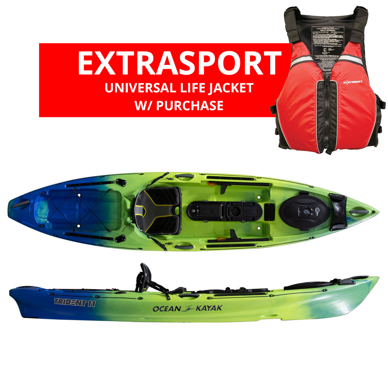 Shop Ocean Kayaks and Gear at Austin Kayak - ACK