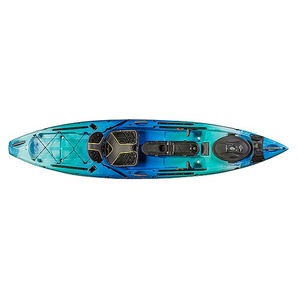 Ocean Kayak Trident 11 Angler Kayak 2021 Seaglass, Seaglass, 600
