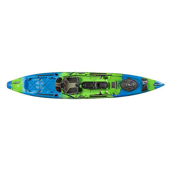 Ocean Kayak Trident 13 Angler Kayak - 2019, Ahi, 600